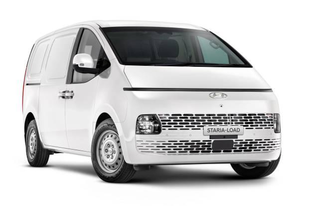 Perluas Segmen, Hyundai Ubah Staria Jadi Kendaraan Niaga Ringan