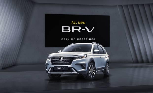 All New Honda BR-V 2021 Dirilis dalam 5 Varian, Ini Perbedaannya!