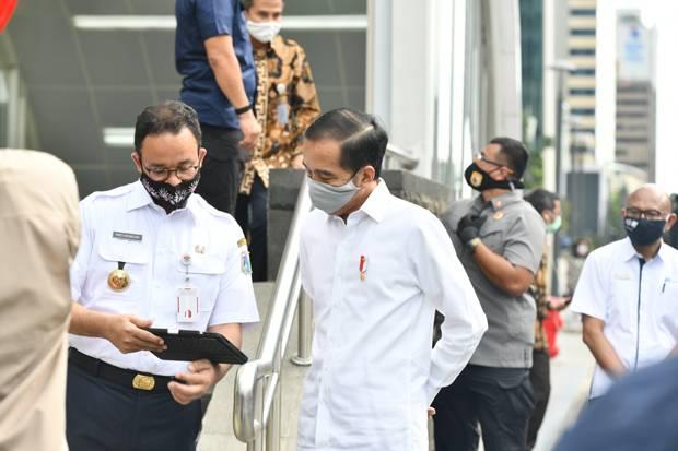 Covid Membaik Bioskop Sudah Buka, Ini Sederet Film yang Pernah Ditonton Jokowi dan Anies