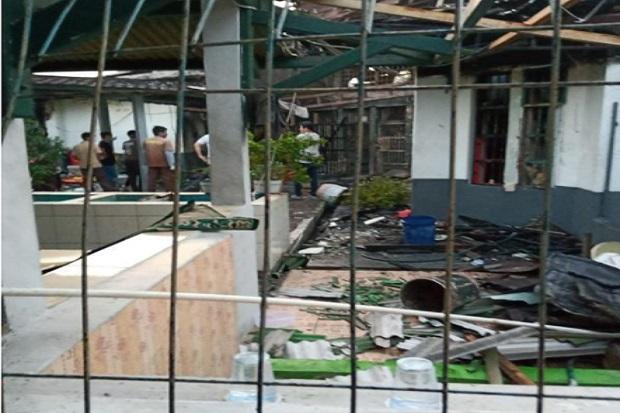 Usut Kebakaran Lapas Tangerang, Polisi Minta Keterangan Saksi Ahli UI dan IPB
