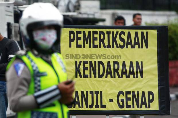 Oktober 2021, Ganjil Genap Diterapkan di Jalan Margonda Depok