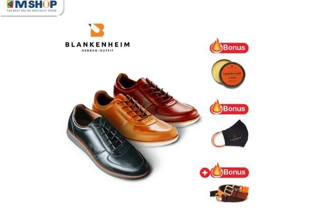Makin Fashionable Pakai Blainkeinheim Shoes dari eMSHOP