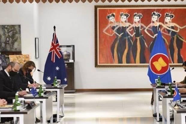 Australia: AUKUS Mungkinkan Kami Bantu Jaga Keamanan dan Stabilitas ASEAN