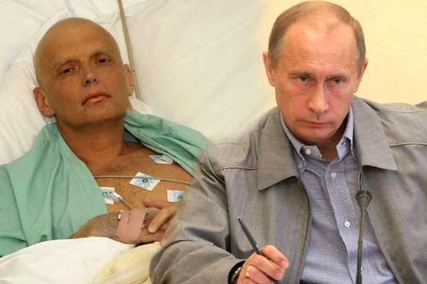 Pengadilan HAM Eropa Putuskan Rusia Bersalah Atas Pembunuhan Kritikus Putin