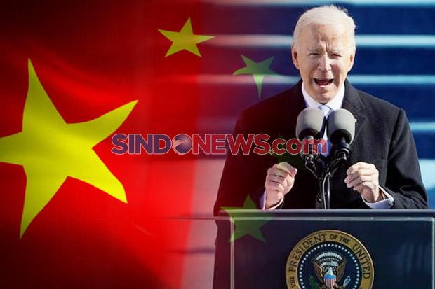Biden kepada PBB: AS Tidak Ingin Perang Dingin Baru dengan China