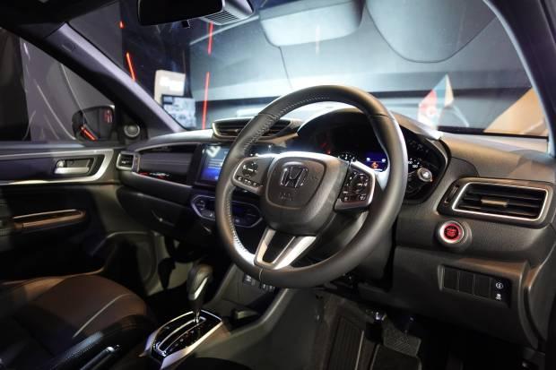 Mengenal 6 Fitur Keamanan Canggih Honda Sensing di All New Honda BR-V