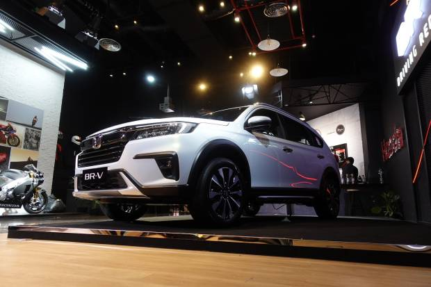 All New Honda BR-V Diproduksi di Indonesia, Diekspor Sampai ke Afrika