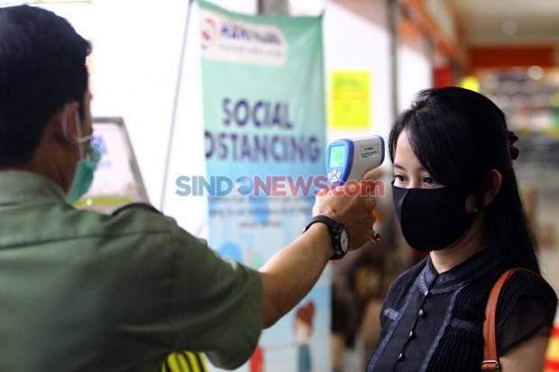 Terus Menurun, Persentase Kasus Covid-19 di Jakarta Lebih Kecil dari Global dan Indonesia