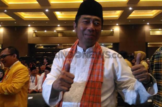 Posisi Lulung Ketua DPW PPP DKI Digugat Saiful Rahmat Dasuki