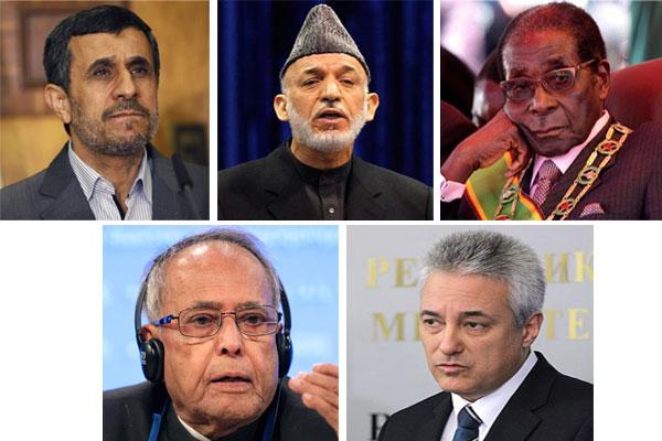 Ini 5 Presiden Termiskin di Dunia, Hartanya Hanya Puluhan hingga Ratusan Juta