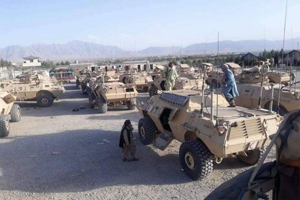 Taliban Kini Miliki Peralatan Militer AS Senilai Rp270 Triliun