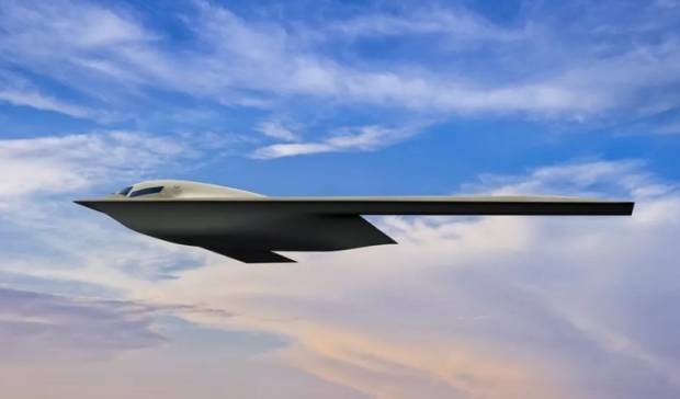 AS Akui Produksi Lima Bomber Siluman B-21 Baru, Bukan Dua Pesawat