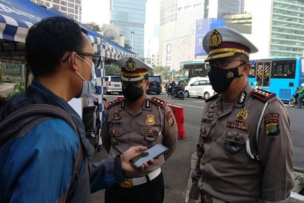 Tak Ada Pelat Dewa, Polda Metro Jaya Akan Periksa Pelat Nopol RFH dan RFS