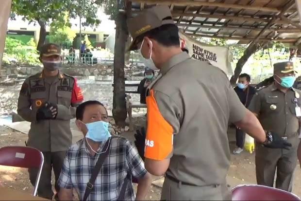 Total Denda Tidak Pakai Masker di Jakarta Selama Pandemi Mencapai Rp4,7 Miliar