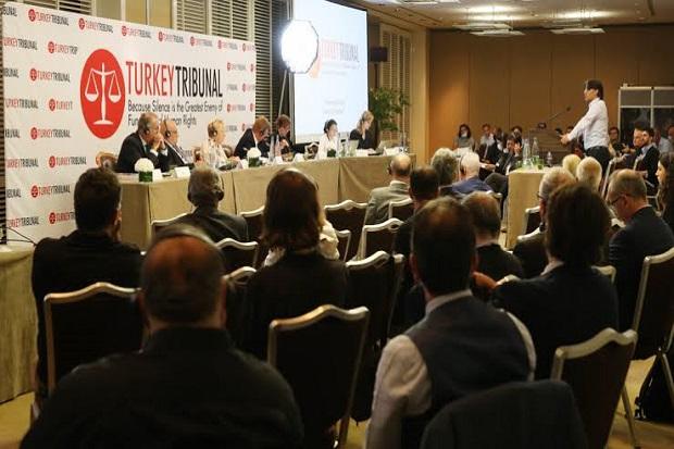 Koalisi Sipil di Swiss Gelar Pengadilan Pelanggaran HAM Rezim Turki