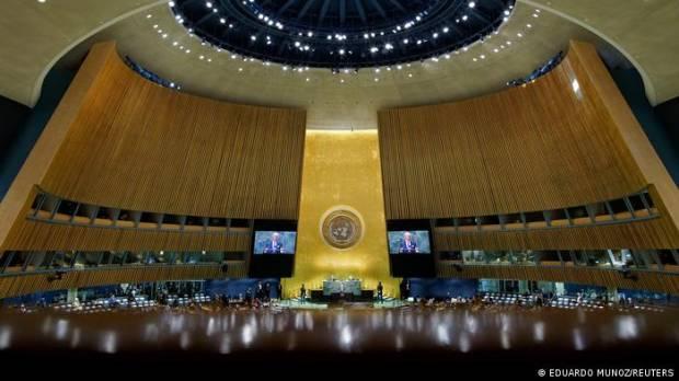 Menlu Jerman: Show Taliban di PBB Tidak akan Ada Gunanya