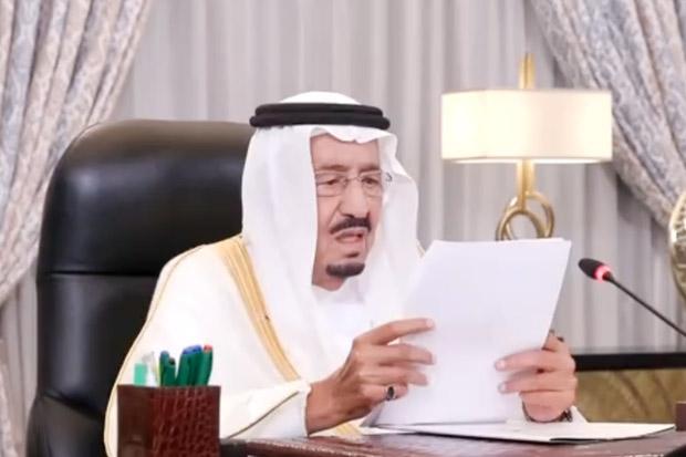 Raja Salman: Arab Saudi Dukung Upaya Gagalkan Ambisi Nuklir Iran