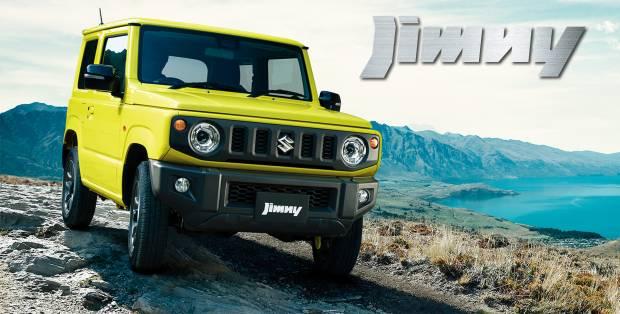 Suzuki Jimny versi JDM Dapatkan Penyegaran Baru