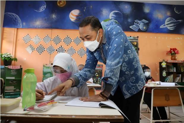 Klaster Sekolah Mulai Muncul, Ini Kata Pakar Kesehatan Soal Pembelajaran Tatap Muka