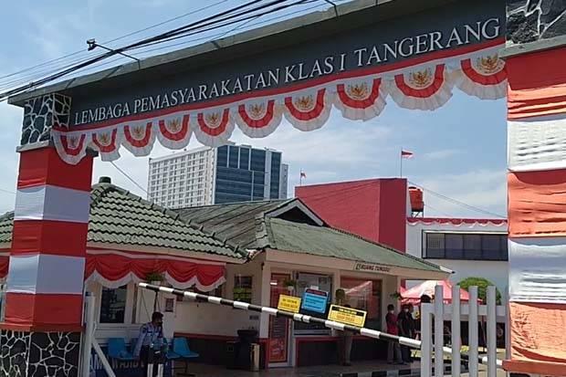 Jadi Tersangka Kebakaran Lapas Tangerang, 3 Sipir Masih Bekerja