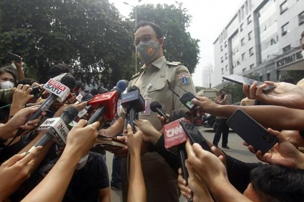 Netizen Apresiasi Anies saat Dipanggil KPK, GPMI: Pemimpin yang Layak Ditiru