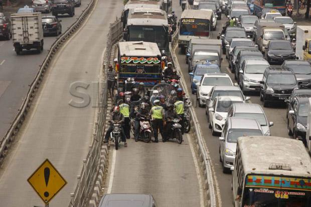 Daftar Jalan yang Tidak Boleh Dilewati Motor di Jakarta, Jangan Dilanggar!