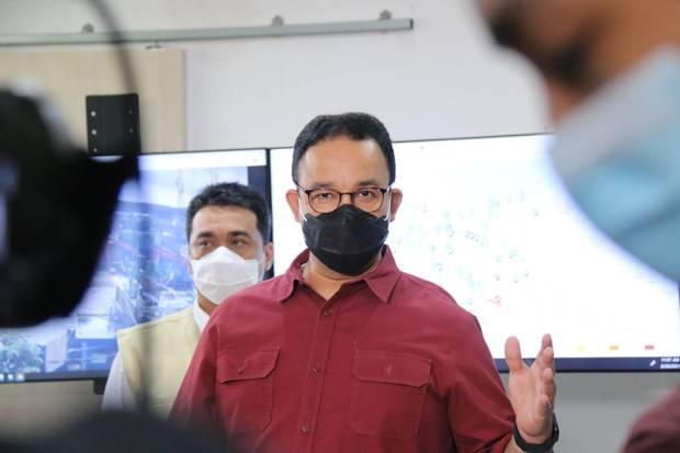 Anies Pamer Sekolah Kolaborasi di Jakarta, Netizen: Selalu Ada Ide Baru