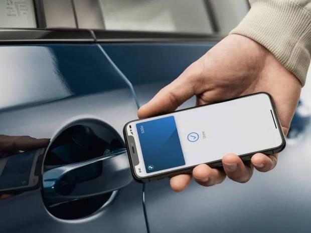 Setelah BMW, Genesis Izinkan Pengemudi Buka Pintu Mobil dengan iPhone