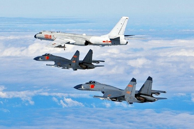 Kirim Puluhan Jet dan Bomber Nuklir, Taiwan Sebut China Penindas
