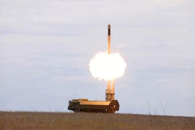 Rusia Bermanuver dengan Rudal saat Ukraina dan AS Latihan Gabungan