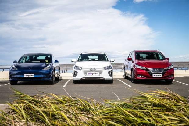 Yuk, Cari Tahu Harga Mobil Listrik Bekas di Indonesia