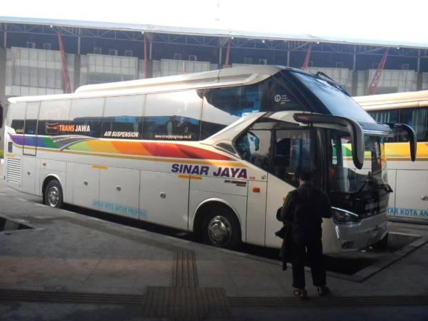 Kuat Nanjak dan Hemat, Inilah Bus Tangguh di Jalur Jawa