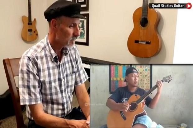 Stem Tuning Gitar Alip Ba Ta Tidak Standar, Sering Dipakai Gitaris Profesional