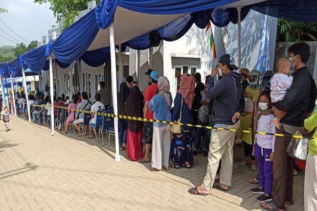 Graha Aquila Propertindo Gelar Vaksin Covid-19 Kedua di Bogor