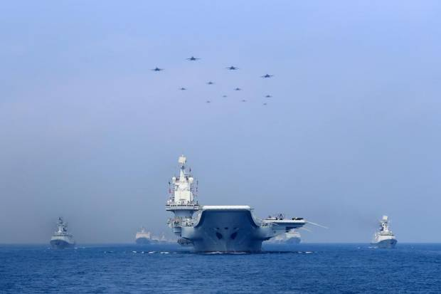 Kekuatan Angkatan Laut China Lawan Australia: Siapa Lebih Hebat?