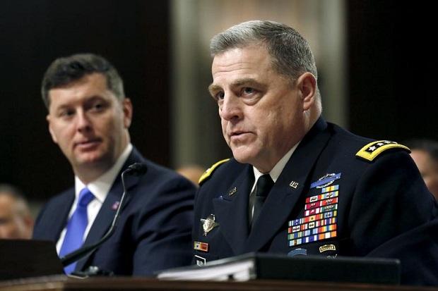 Cegah Perang, Jenderal Tertinggi AS Cari Cara Perluas Kontak dengan Rusia