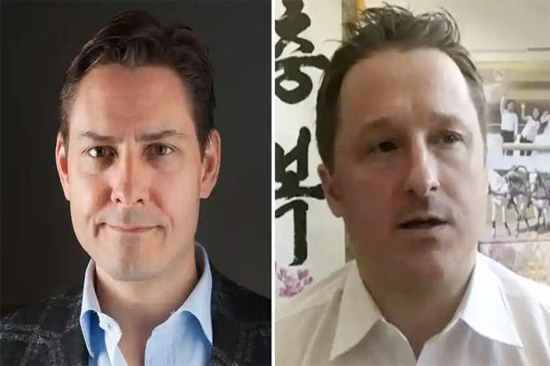 Bos Huawei Bebas, China Lepaskan Dua Warga Kanada