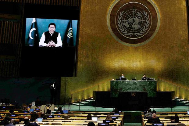 India dan Pakistan Saling Kecam, Sidang Umum PBB Berlangsung Panas