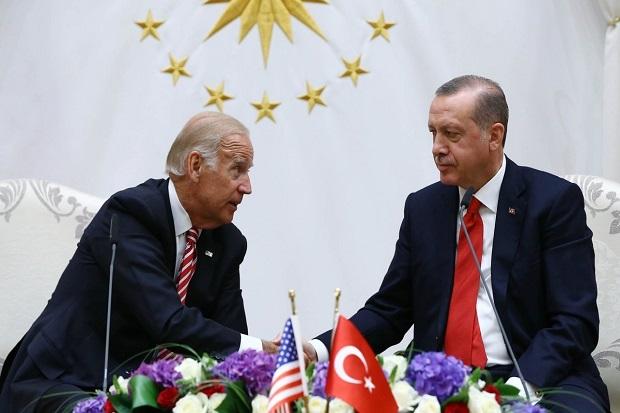 Erdogan: Saya Bekerja Baik dengan Bush, Obama dan Trump tapi Tidak dengan Biden