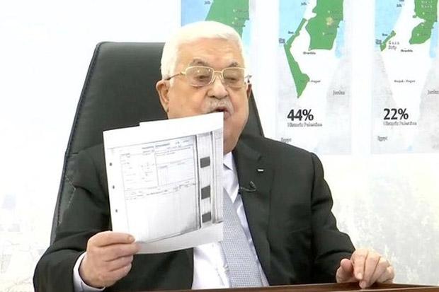 Berpidato di Majelis Umum PBB, Abbas Ultimatum Israel