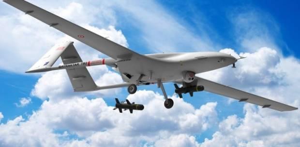 Maroko Mendapat Pengiriman Pertama Drone Tempur Turki