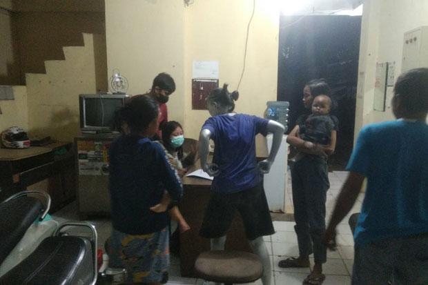 Bayi Dicat Silver Dibawa Ngemis di Pamulang, Ibunya Ngaku Dibayar Rp20 Ribu