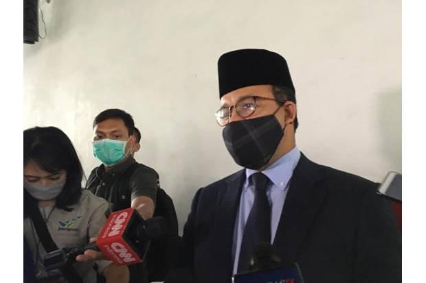 Kasus COVID-19 di Jakarta Landai, Anies: Jangan Abai Protokol Kesehatan