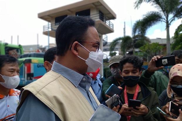 Ajak Warga Jakarta Antisipasi Banjir, Anies: Sedia JAKI Sebelum Hujan