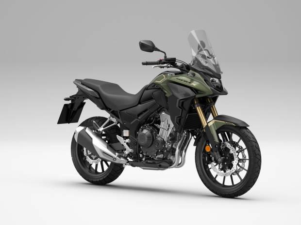 Dijual Rp192 Juta, Motor Adventure Honda CB500X Tidak Sekadar Tampil Agresif