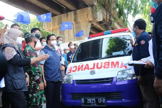 Anies Minta Keberadaan Karang Taruna Dirasakan Masyarakat Jakarta