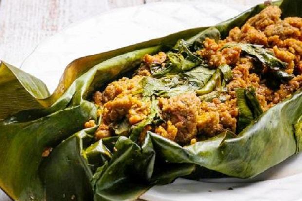Resep Pepes Oncom ala Restoran Makanan Sunda untuk Makan Siang