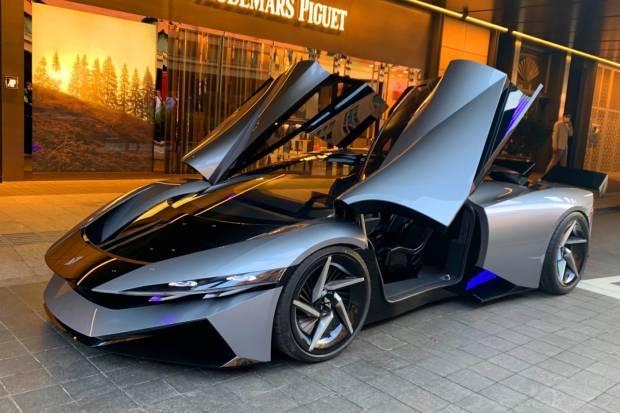Mobil Sport Buatan China Ini Lebih Kencang dari Lamborghini Aventador