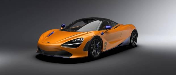 Cuma Buat Australia, McLaren Hadirkan Monza Daniel Ricciardo Edition 720S