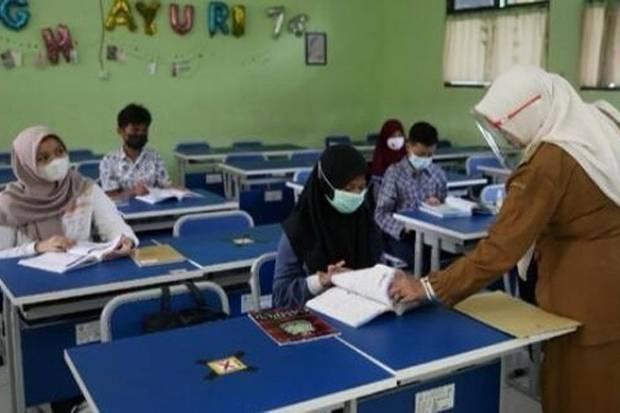 Hari Ini Bogor Uji Coba Pembelajaran Tatap Muka di 3 Sekolah